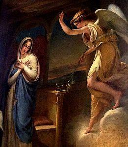 Annunciation Bosch